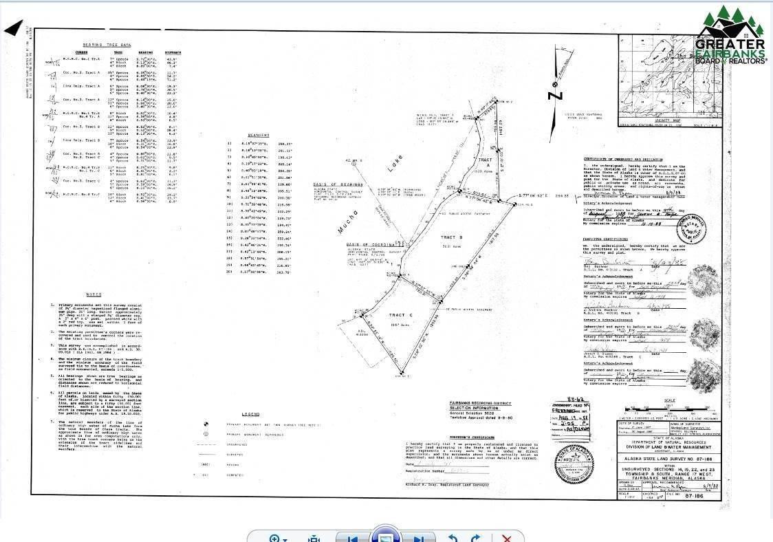 Land for Sale at Tract C LAKE MUCHA Healy, Alaska 99743 United States