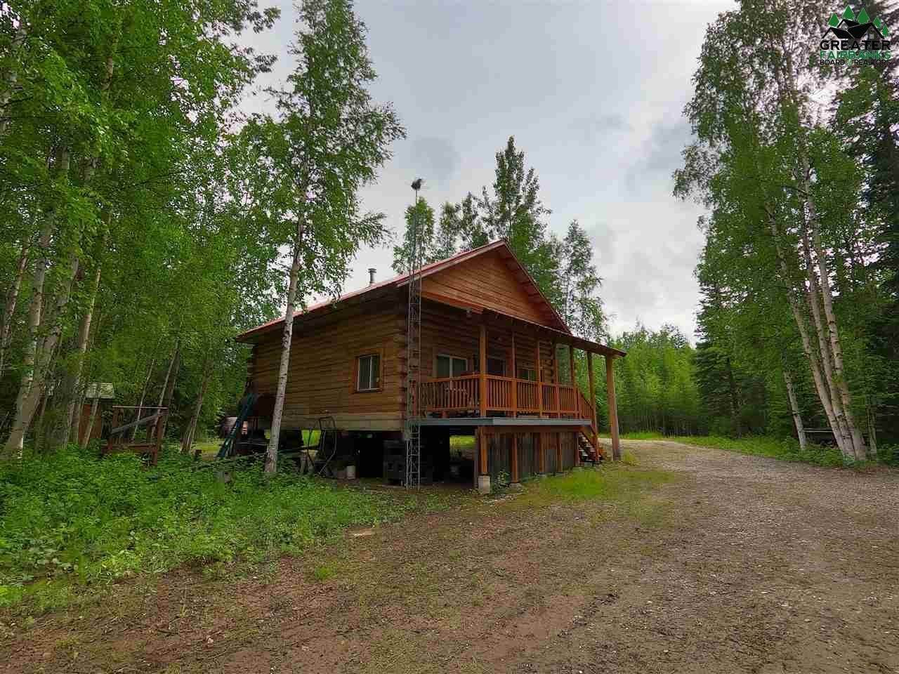 Single Family Homes for Sale at 7022 BESSIE BARNABAS TRAIL Salcha, Alaska 99714 United States