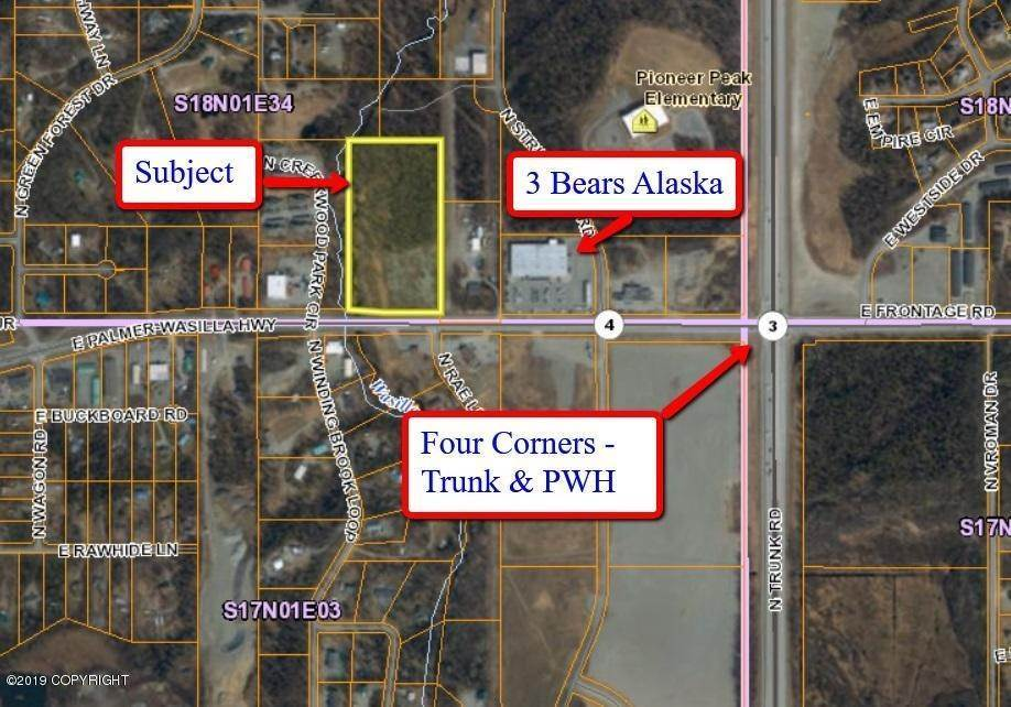 Land for Sale at Palmer, Alaska United States