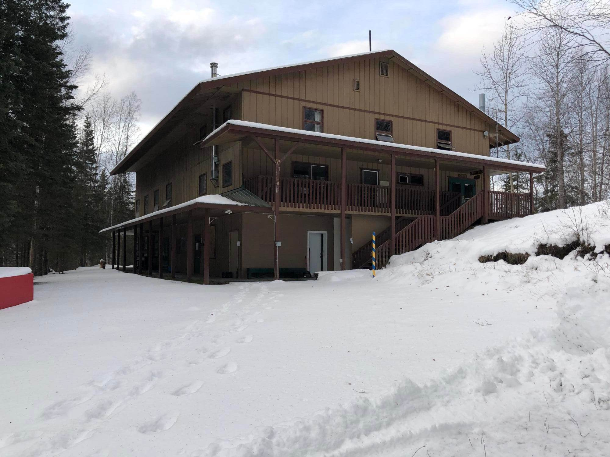 Single Family Homes por un Venta en Chugiak, Alaska Estados Unidos