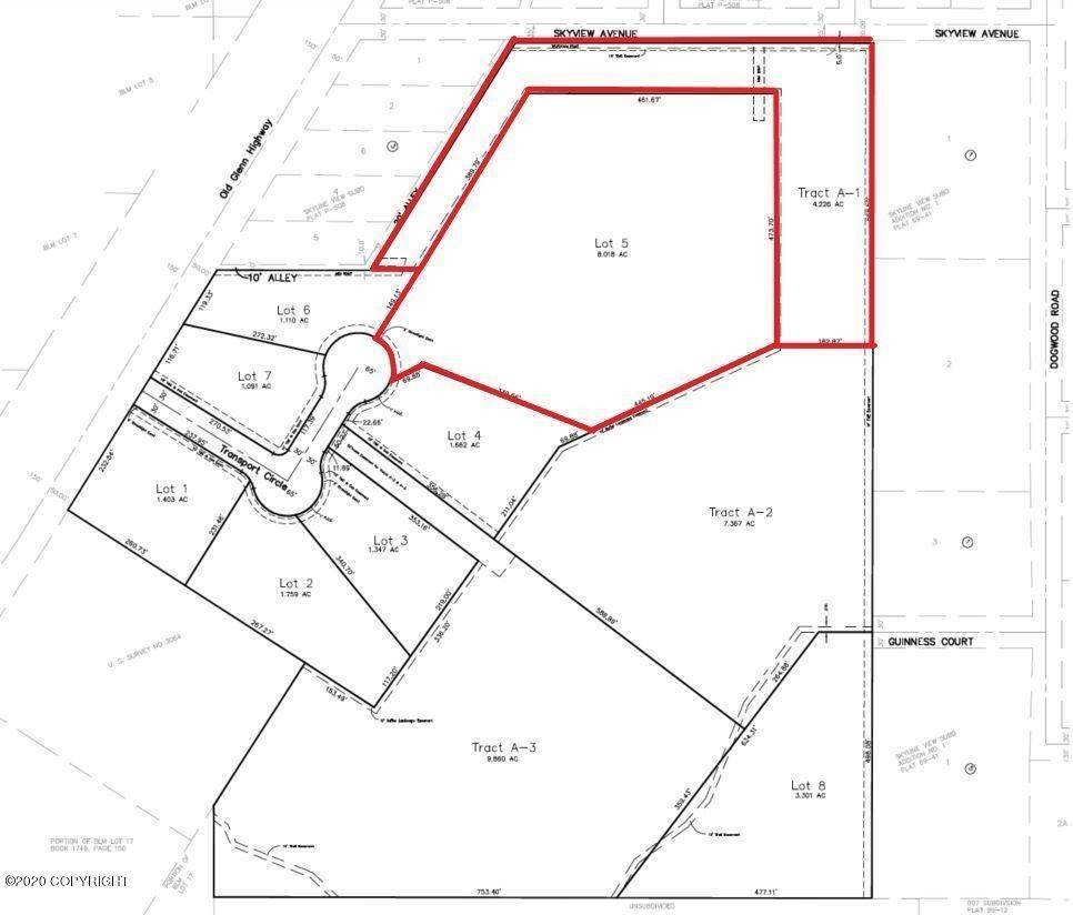 Land for Sale at L5 Midway Industrial Park Chugiak, Alaska United States