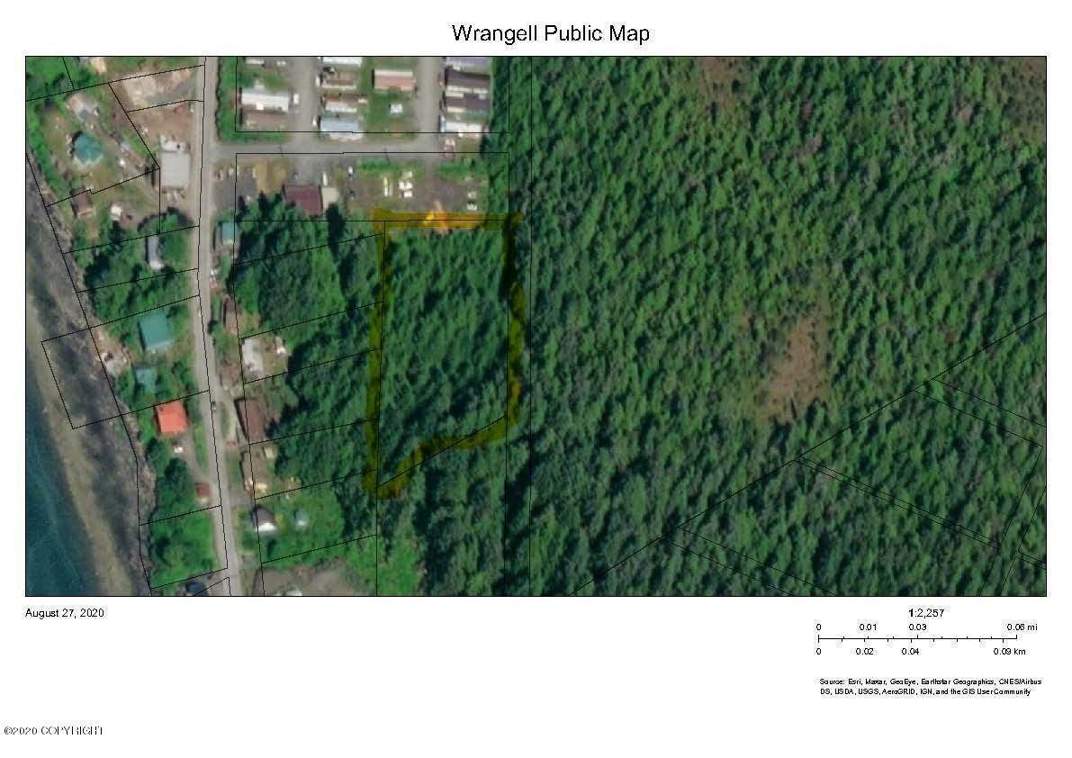 Land for Sale at Wrangell, Alaska United States