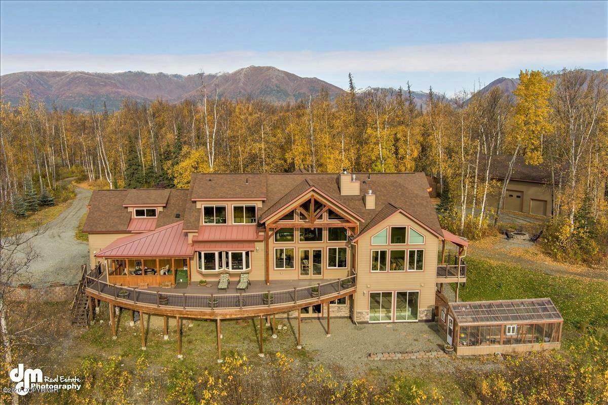 Residential for Sale at Palmer, Alaska United States
