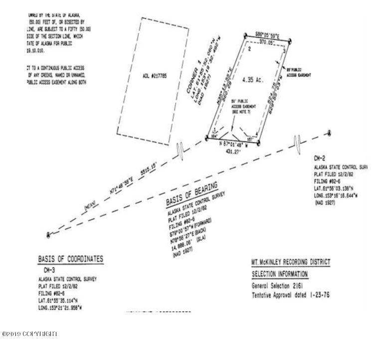 Land for Sale at Hartman Other Areas, Alaska United States