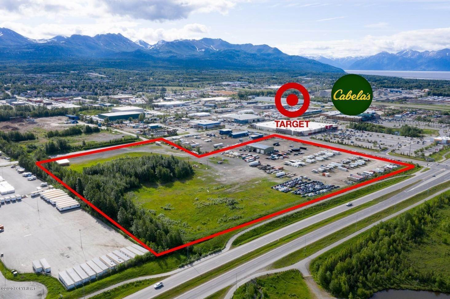 Land for Sale at Anchorage, Alaska United States