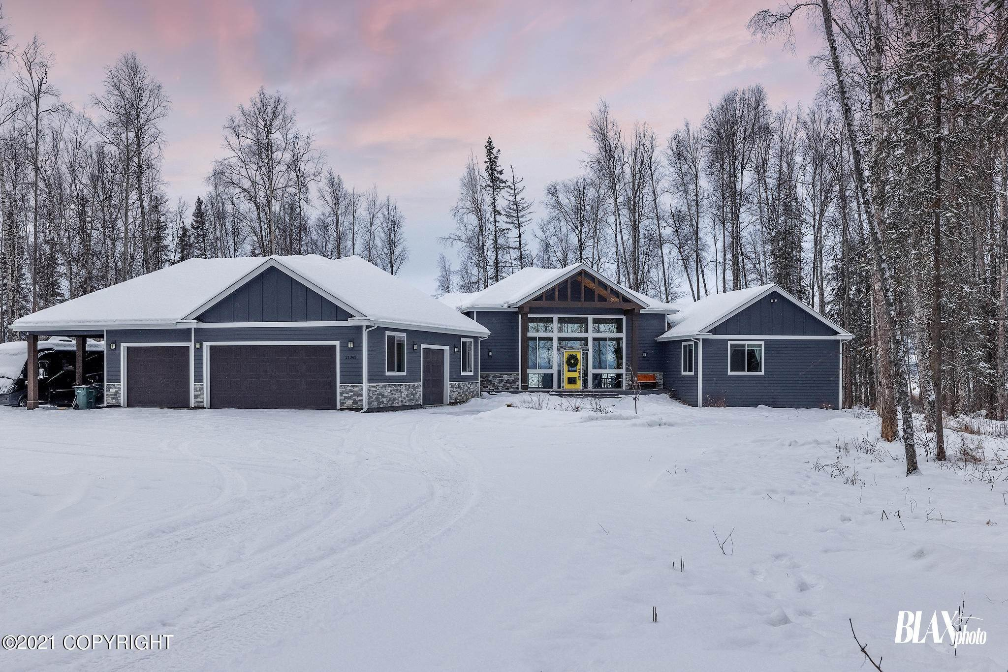 Residential for Sale at Chugiak, Alaska United States