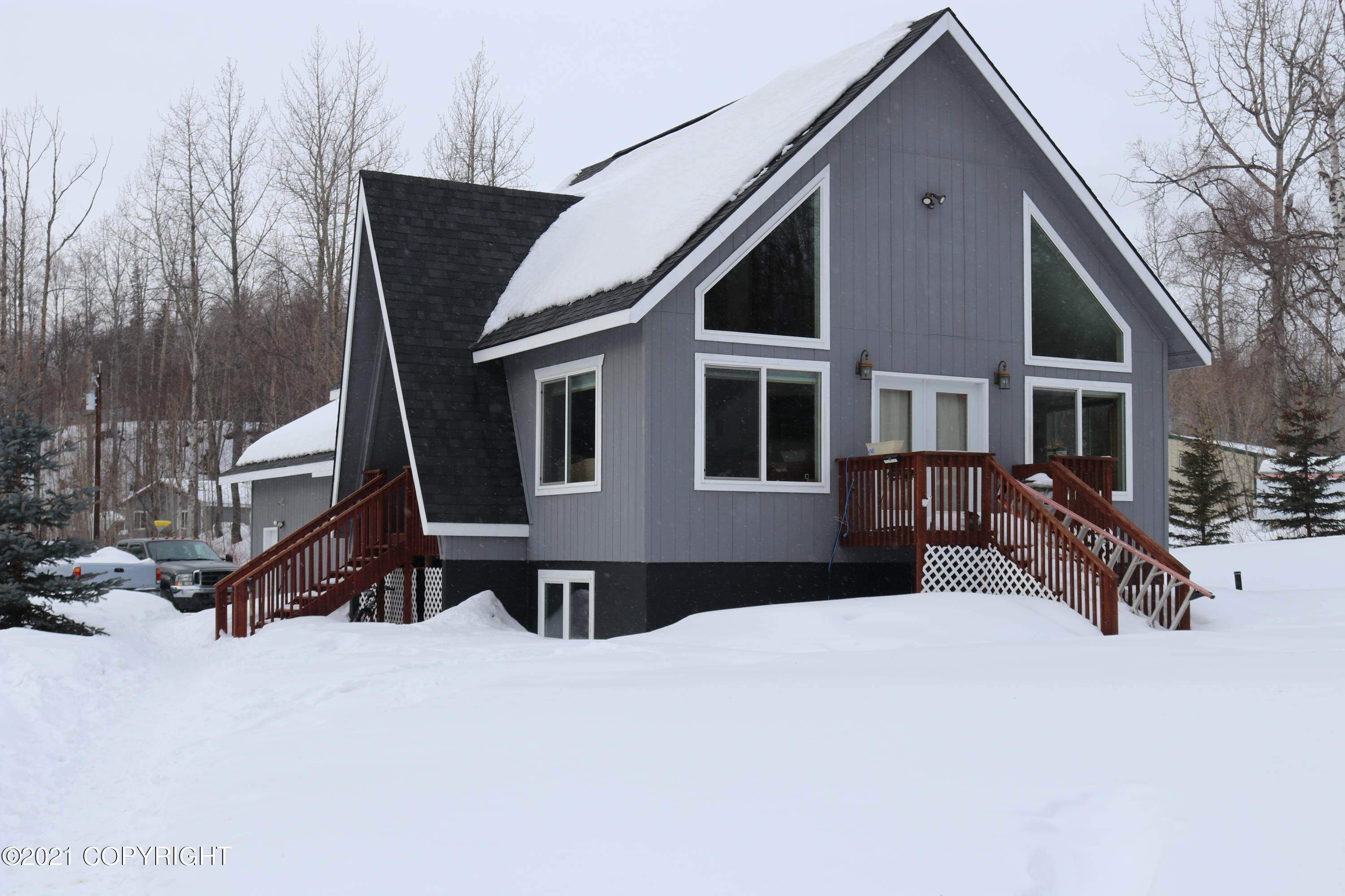 Residential for Sale at Sutton, Alaska United States