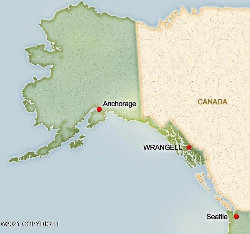 Single Family Homes for Sale at Wrangell, Alaska United States